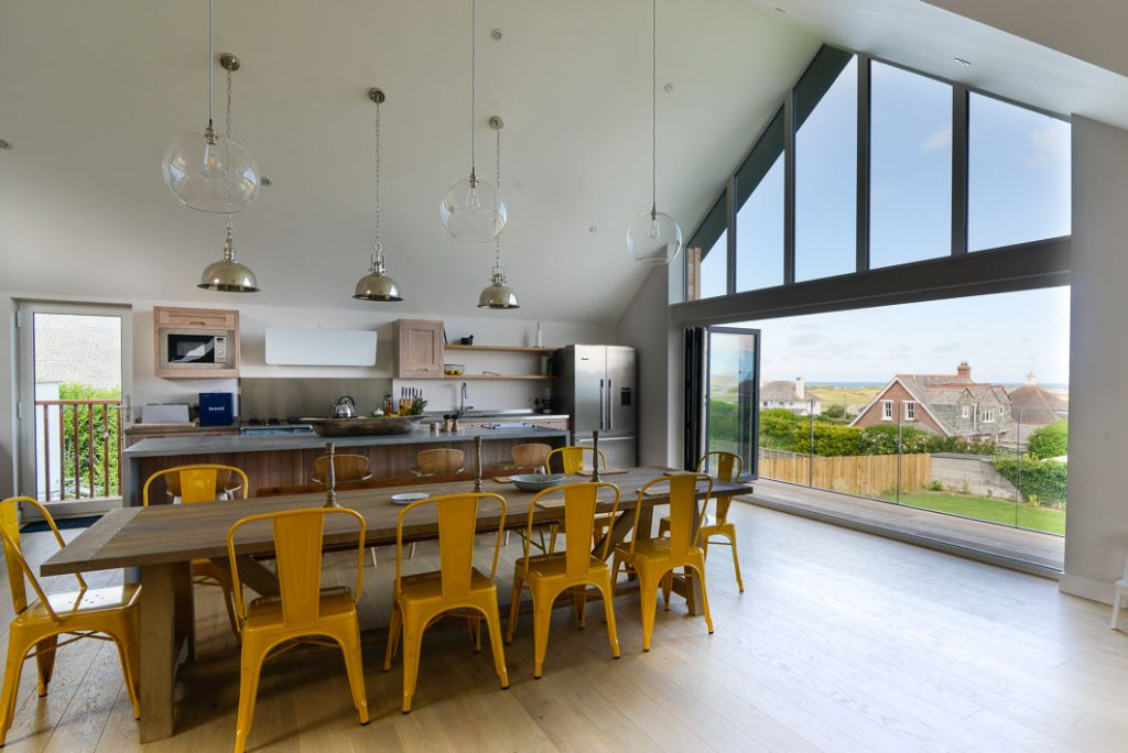 Blue Seas | Large self catering holiday home in Constantine Bay