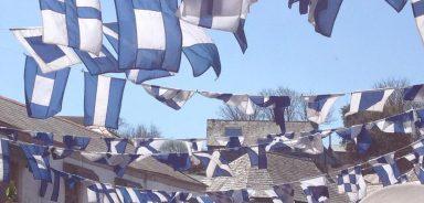 blue oss