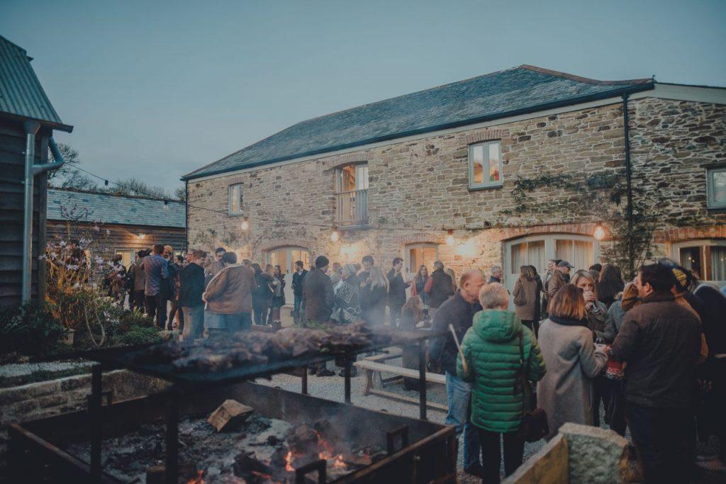 Nancarrow Farm - 1000 Mouths - A festival of feast nights