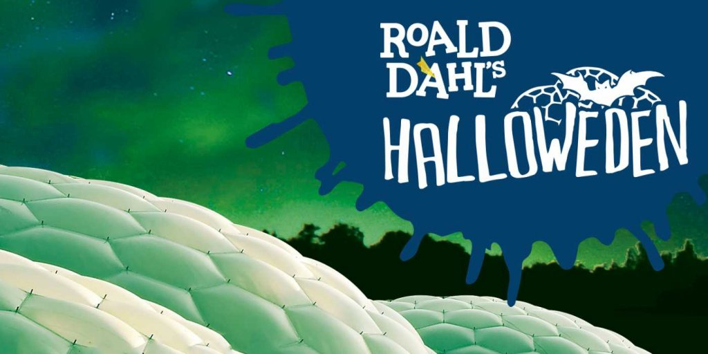 Roald Dahls Halloweden at The Eden Project