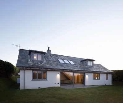 'Stymies' renovated bungalow at Constantine Bay for Catje De Haas Architect