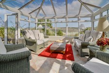 High Tides comfortable conservatory